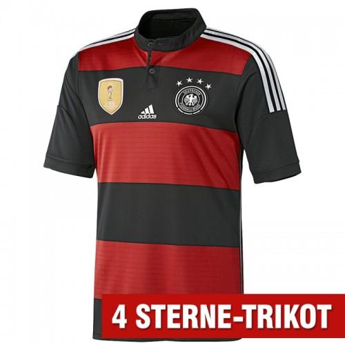 4 Sterne Auswärtstrikot DFB