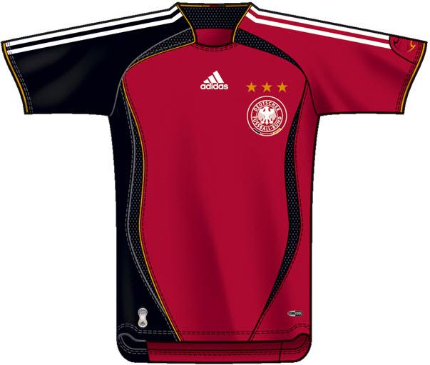 buy online c7dfc 74a99 WM 2006 Auswärtstrikot - DFB Auswärtstrikot 2018
