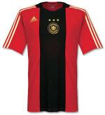 Das rote Auswärtstrikot der EM 2008