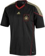 Das schwarze Auswärtstrikot der WM 2010