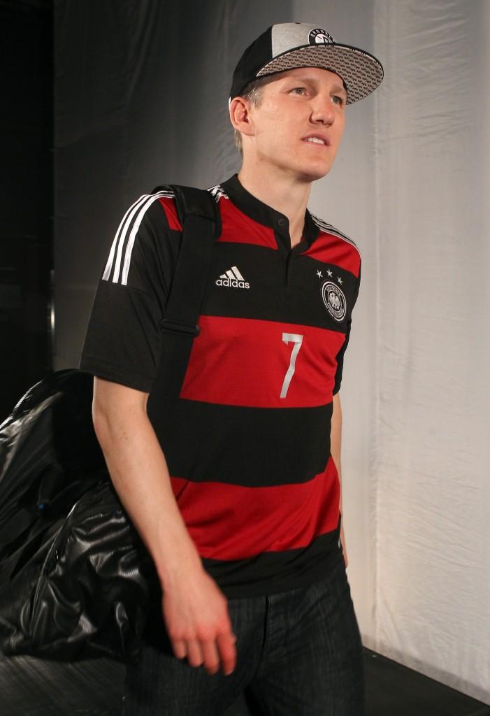 German National Team Presents New Away Jersey