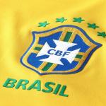 Wie viele WM Sterne hat Brasilien beim Fußball auf dem Trikot?